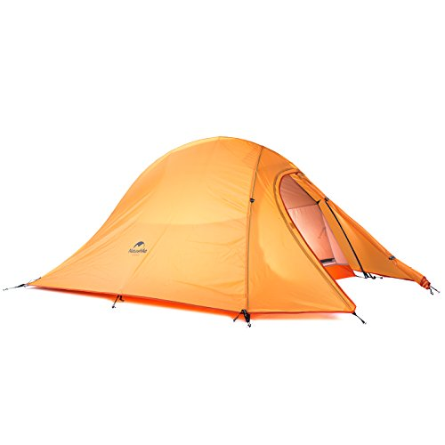 NatureHike Cloud-Up 2 Ultralight Tent Backpacking Tent for 2 Person Hiking Cmaping Outdoor (210T Orange)  sc 1 st  Tour Today BD & NatureHike Cloud-Up 2 Ultralight Tent Backpacking Tent for 2 Person ...