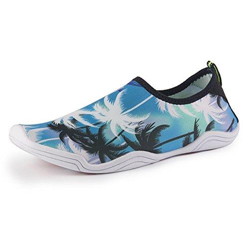 7d8f22e31581 IceUnicorn Water Shoes Mens Womens Quick Dry Sports Aqua Shoes Unisex Swim  Shoes with 14 Drainage Holes for Swim