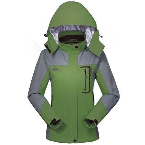 f89f6dc99f Waterproof Jacket Raincoat Women Sportswear-GIVBRO 2018 New Design Outdoor  Hooded Softshell Camping Hiking Mountaineer Travel Jackets