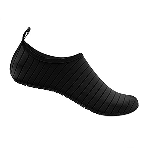 8862191a50ed Water Sports Shoes Unisex Barefoot Quick-Dry Aqua Yoga Socks Home Slipper  Beach Shoes for Swimming Surfing Diving Boating Walking  (UK6.5-7.5(EU40-41)