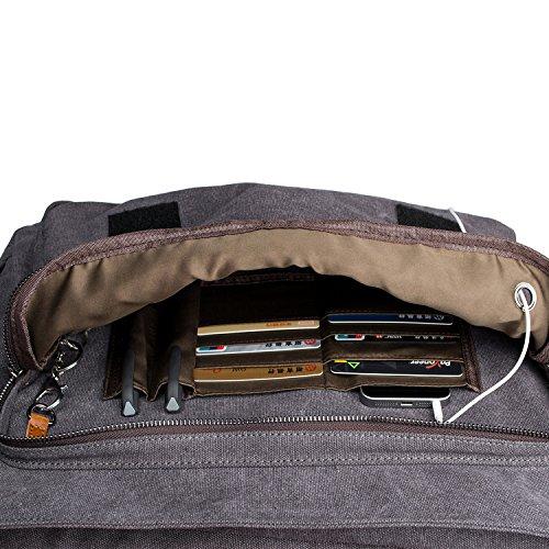 1aa7c66f56cd Estarer 17-17.3 inch Laptop Messenger Bag