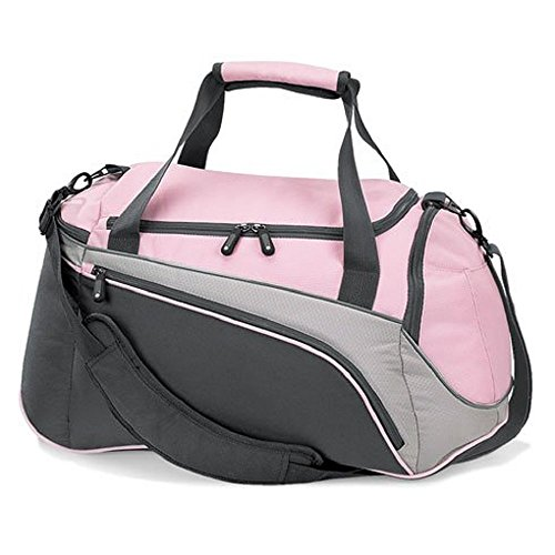 43d4f0b805 Ladies sports bag womens gym bags sports holdalls gym duffel bags (Pink)